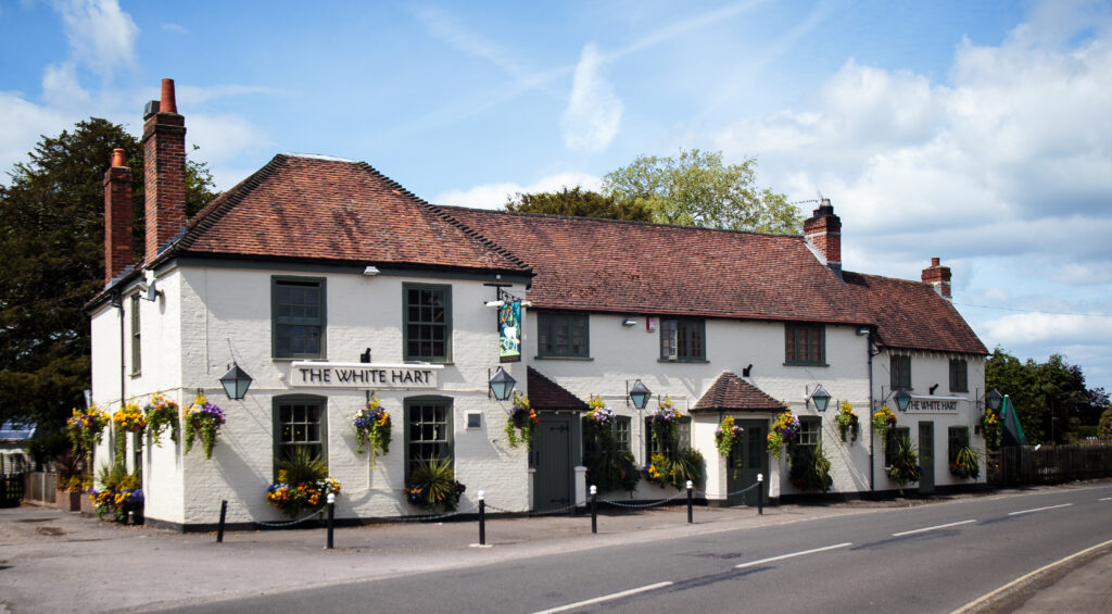 Vegan Food In Hampshire - The White Hart