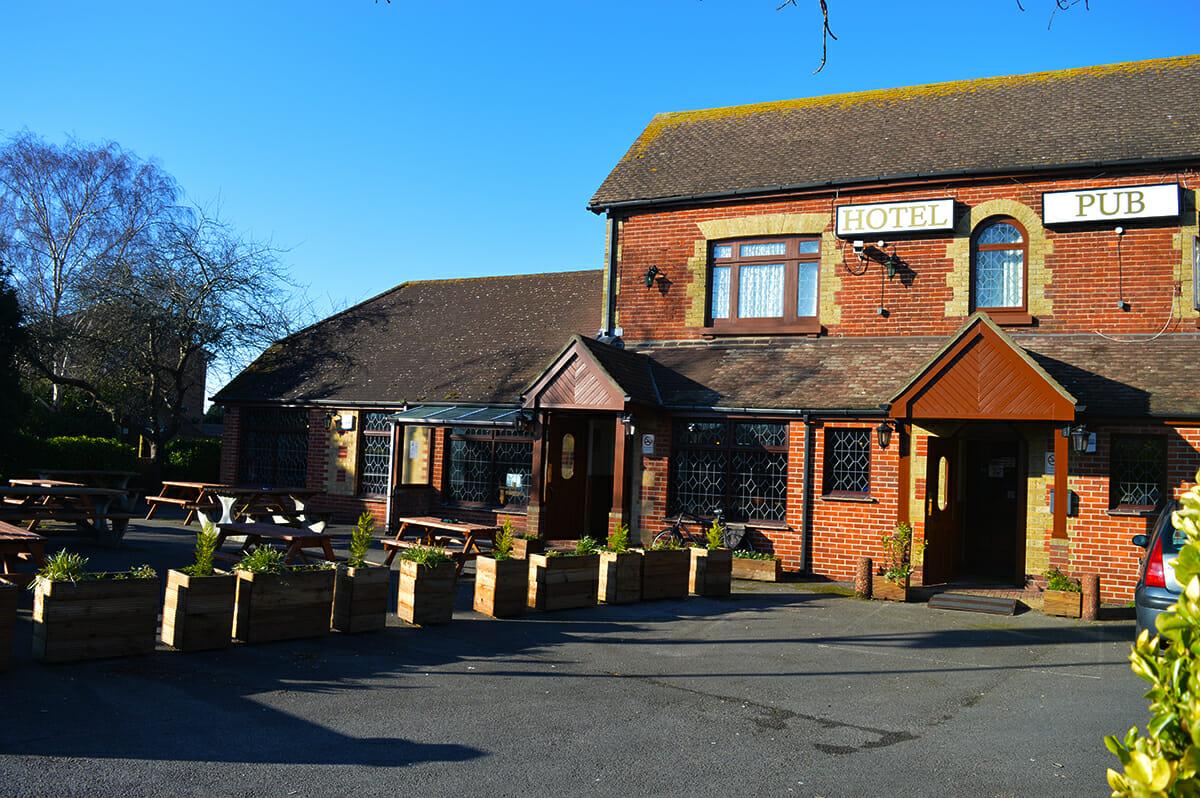Bridgemary Manor Pub Hotel Gosport Love Your Pub