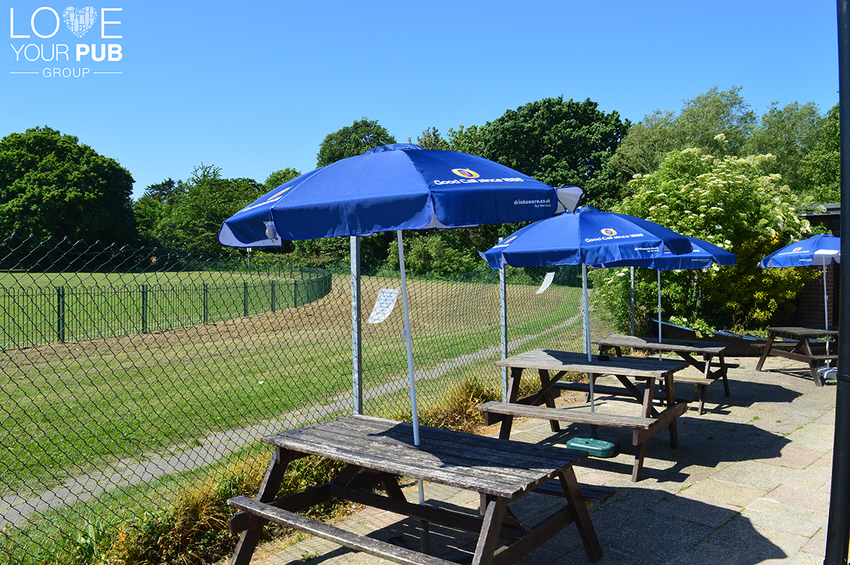 Local Pubs in Gosport - The Green Dragon