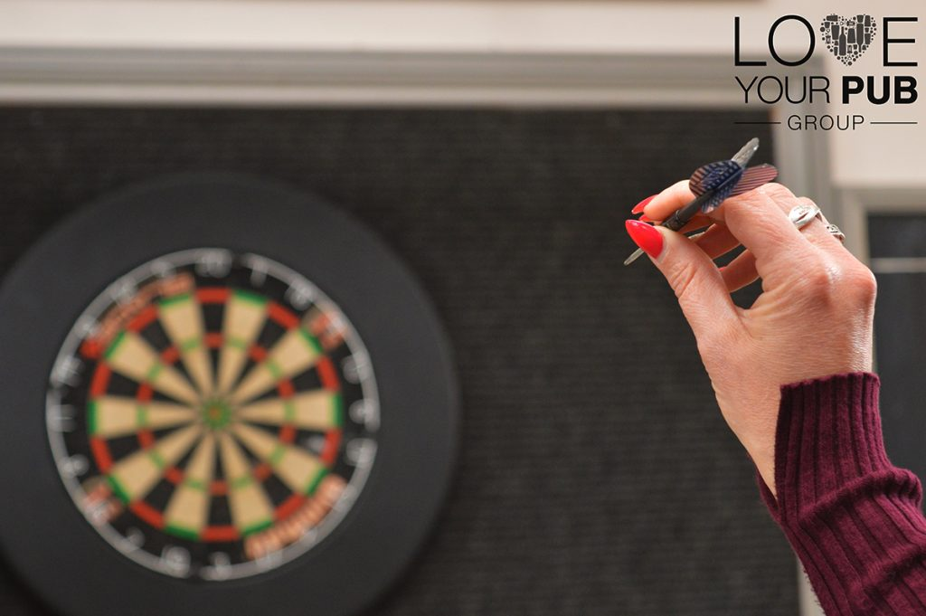 Local Pub With Darts Teams - Newcome Arms Recruiting Darts