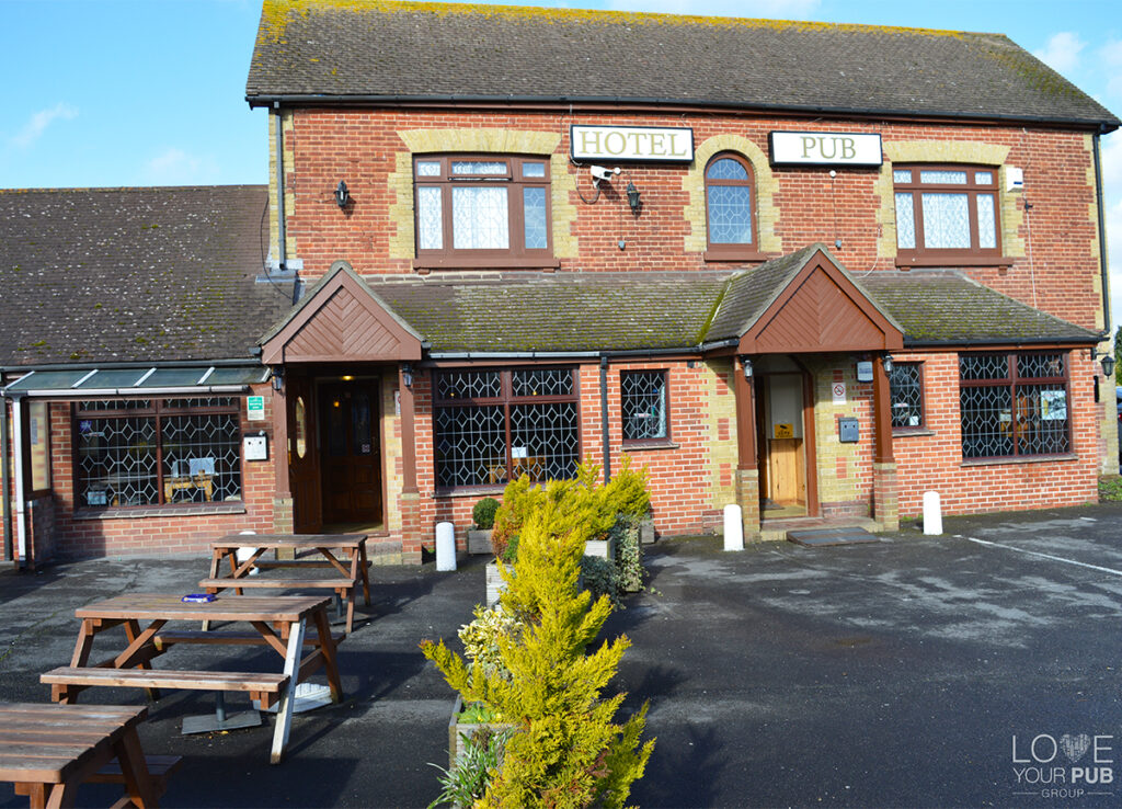 Family Pubs In Hampshire The Bridgemary Manor Pub And Hotel Gosport