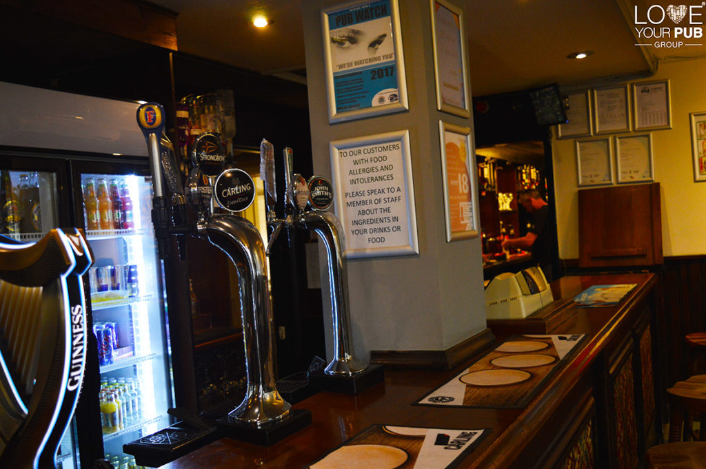 Family Friendly Pubs In Gosport - The Green Dragon Gosport