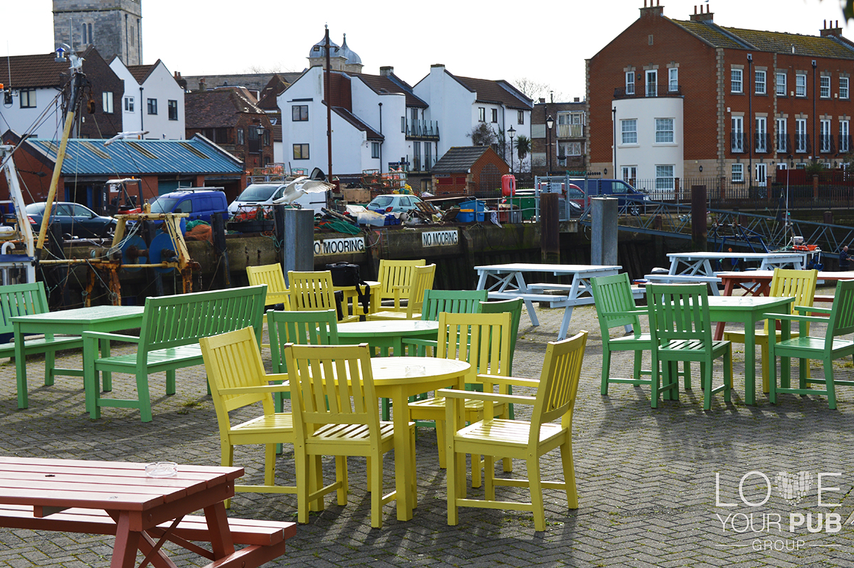 Eating Out In Portsmouth - The Bridge Tavern Is Reopening On 12th April !