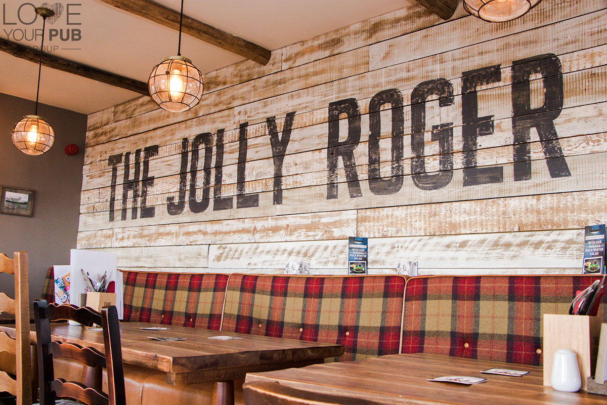 Restaurants in Hampshire - The Jolly Roger