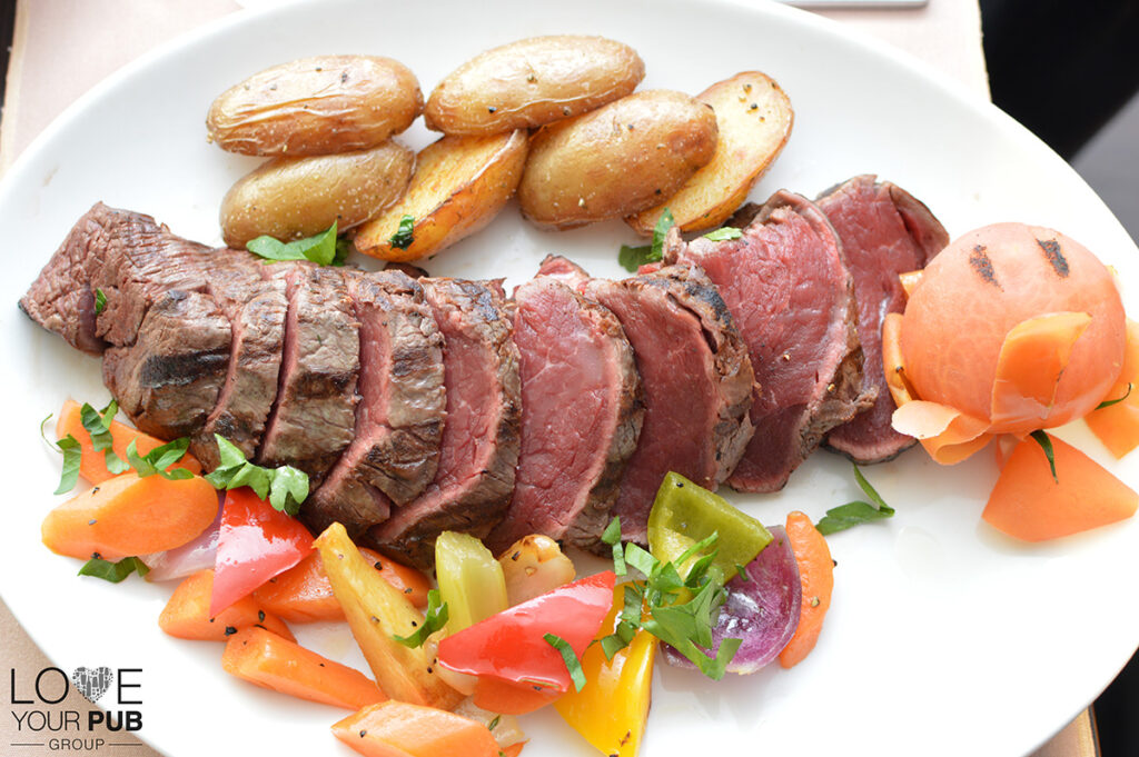 Steakhouse In Winchester – Porterhouse Chateaubriand Special - For Just £49.95