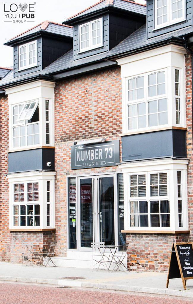 Number 73 Bar & Restaurant