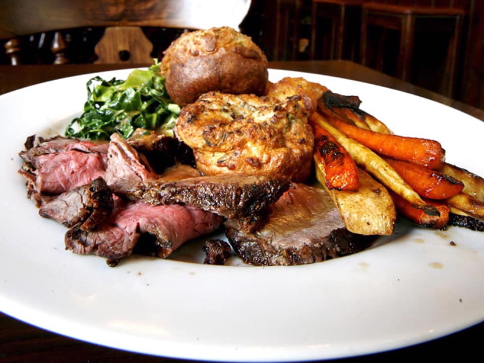 Best Pubs For Lunch In Old Portsmouth - Book The Bridge Tavern For Sunday Lunch !
