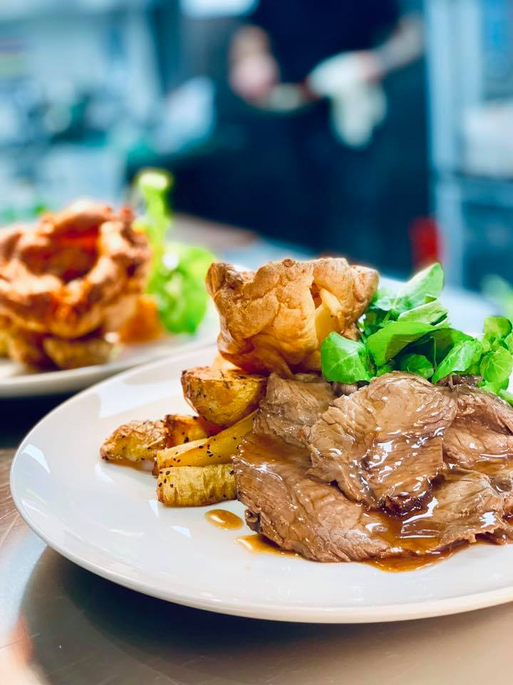 Eat Out In Waterlooville - Sundays Are Back At Number 73 Bar & Kitchen !