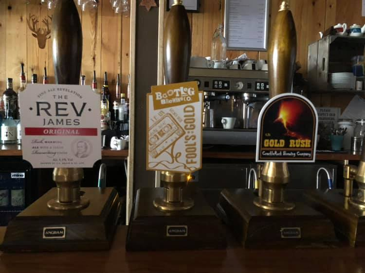 Pubs With Real Ale In Eastleigh - The Chalet Eastleigh - Check Out The New Real Ale Range This Week!