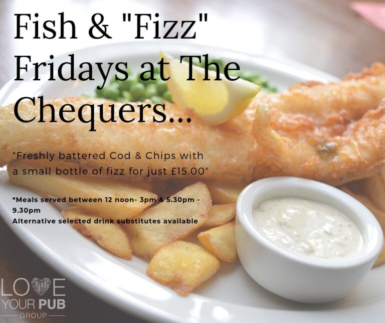 Lunchtime Deals At Pubs In High Wycombe - The Chequers Inn Wheeler End - Two For Ten Monday to Thursday !