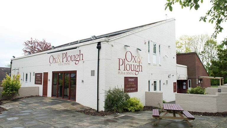 Pubs To Let In The North East - Enquire About The Ox And Plough Tyne And Wear Today