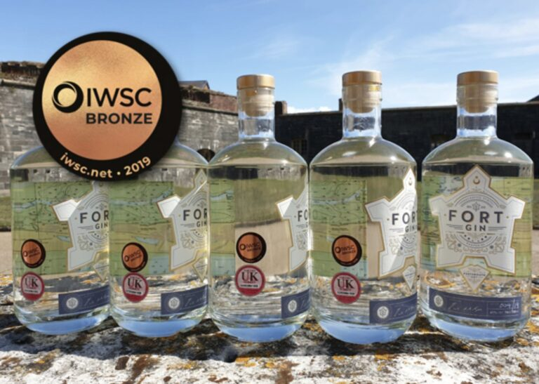 Distilleries in Hampshire - New Award For Portsmouth Distillery And Their Cinbar Spiced Rum!
