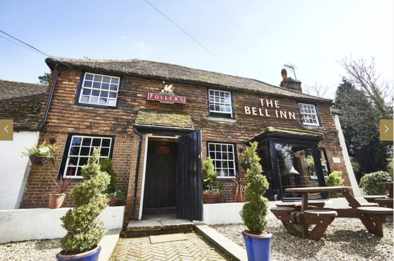 Rural Pubs to Lease in Surrey - The Bell Inn Redhill - Available To Let Today