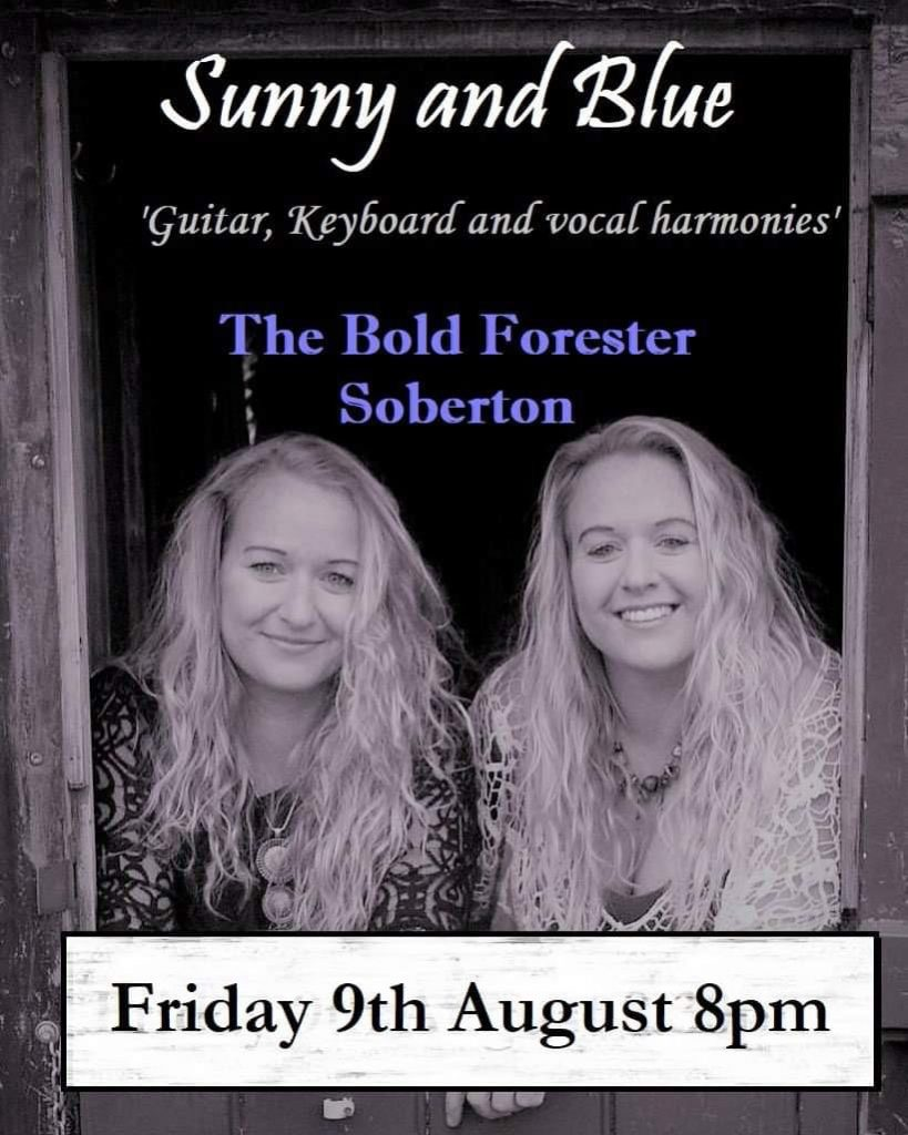Live Music In Soberton - Bold Forester Soberton - Come down and