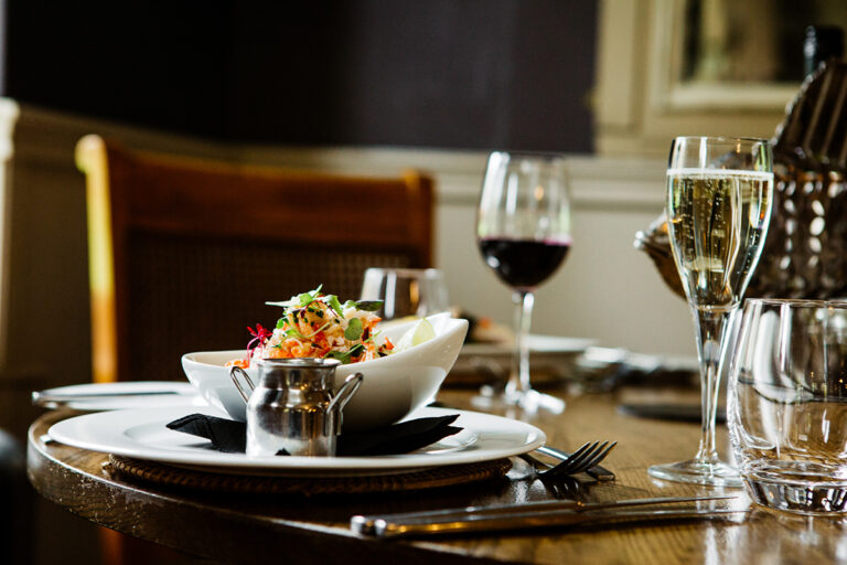 Country Pubs In Hampshire - The Mill Inn Is The Perfect Setting For Your Next Date Night!