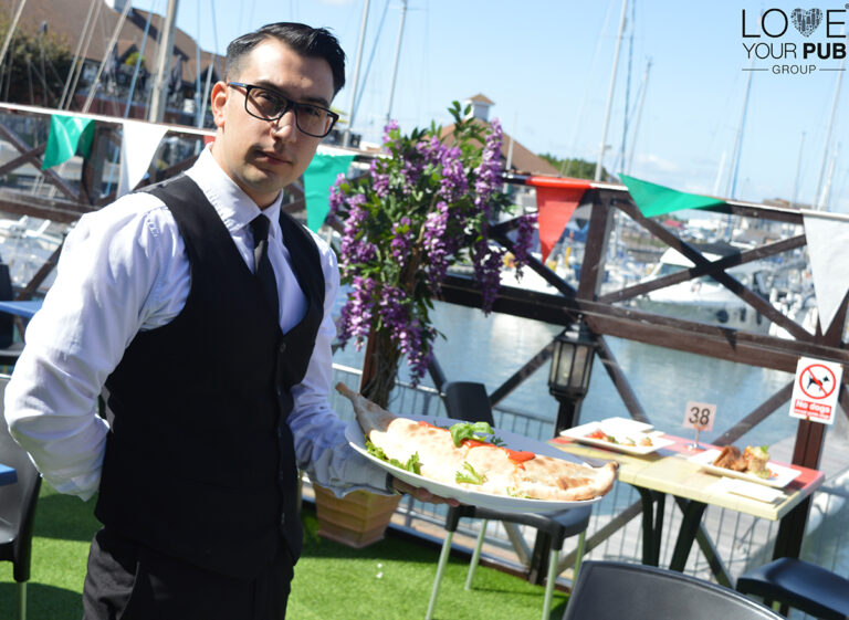 Italian Dining In Hampshire - Don't Miss Happy Hour At O Sole Mio !