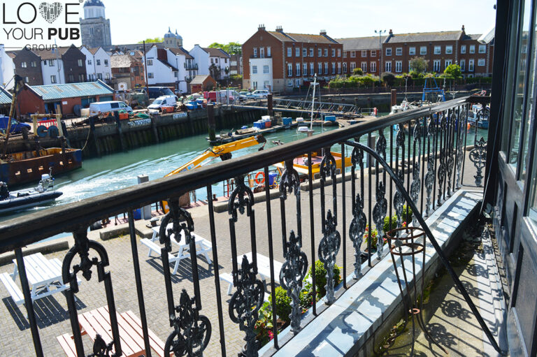 Pubs In Old Portsmouth - The Bridge Tavern is Holding A Sushi Night You Do Not Want To Miss