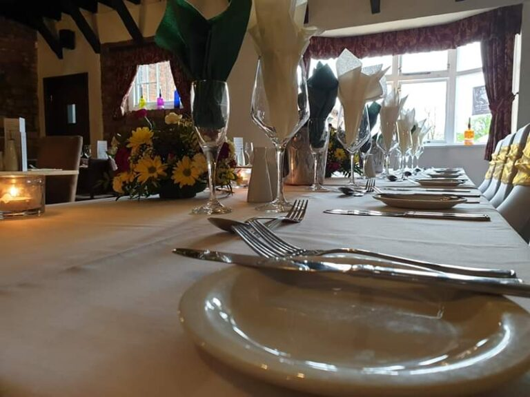 Pubs In Billingborough – Christmas Dinner At The Fortescue Arms Check Out Their Delicious Festive Menu !