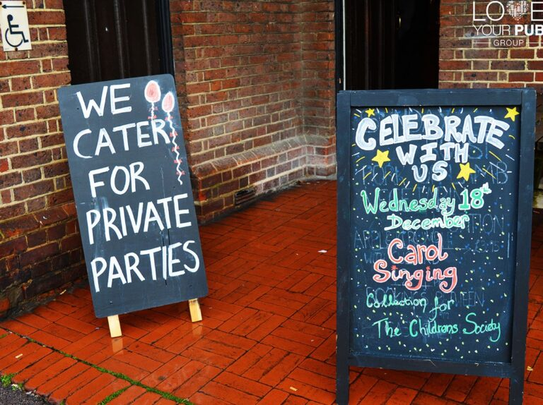 Family Friendly Pubs In Southampton – Festivities At The Waterloo Arms - Join In Tonights Charity Event