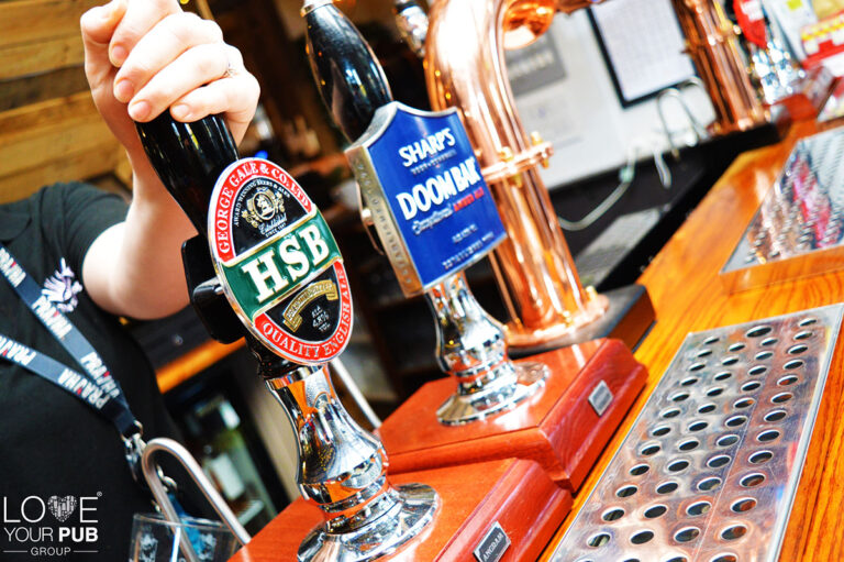 New Member Alert - The Rising Sun At Colden Common Is Now A Member Of The Love Your Pub Guide !