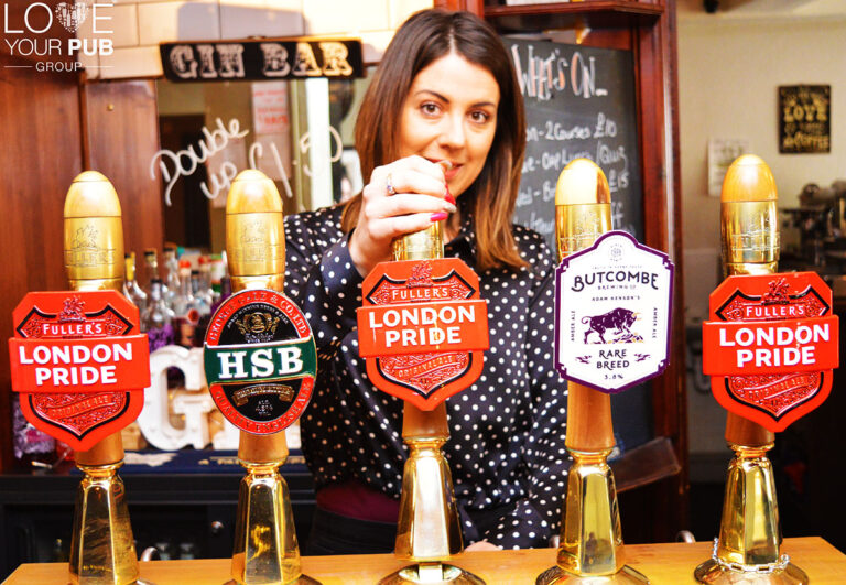 The Ship And Bell Horndean - New Member Alert At Love Your Pub !