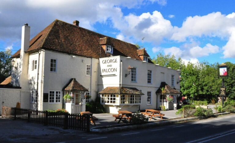Pubs For Lease In Hampshire - The George and Falcon Warnford Now Listed On Love your Pub