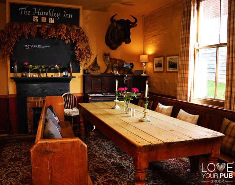 Best Pubs In Liss - The Hawkley Inn Is Getting A New Website !