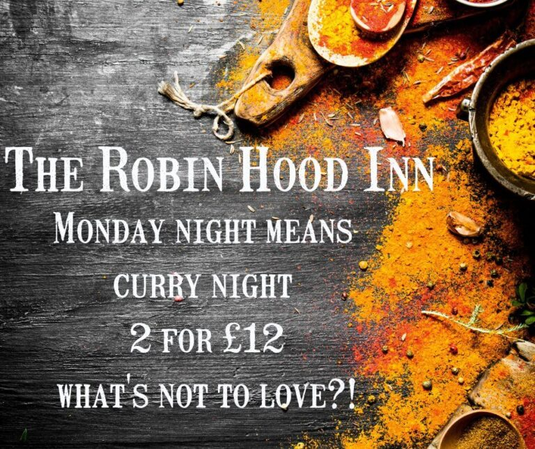 Pubs In Hampshire For Valentine's Day - Join The Robin Hood Inn Rowlands Castle And Make Valentines Day One To Remember !