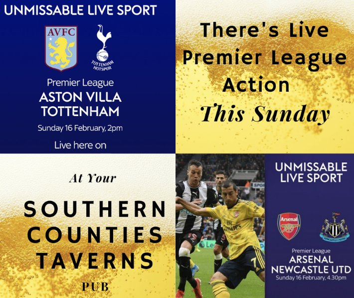 Pubs In Bognor Showing Live Sport – Enjoy This Weekends Championship And Premier League Fixtures At The Victoria Inn