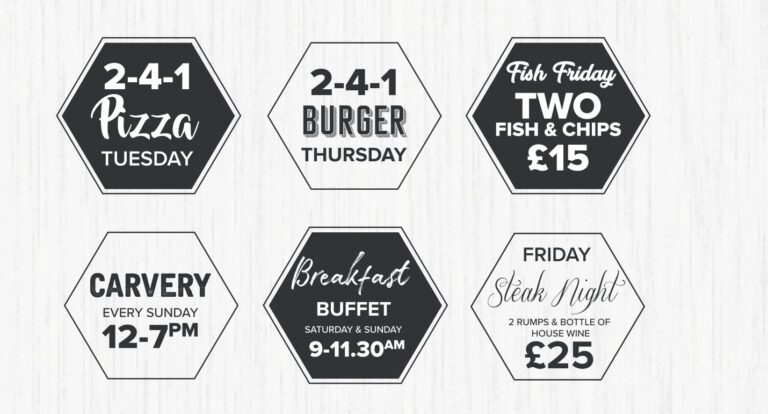 Pubs Serving Food In Bradford - Do Not Miss Out On All The Fantastic Offers At The Queens Head Queensbury !