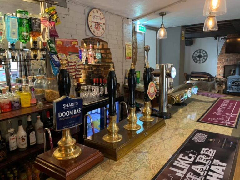 Pubs To Let In Hungerford - The Blue Ball Is Now Available !