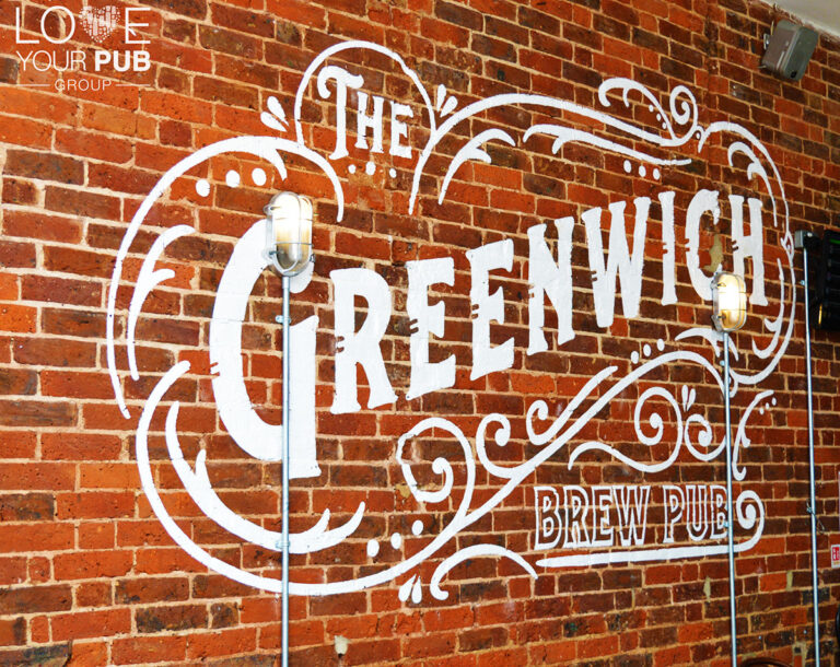 Pubs In Southsea - The Greenwich Is Back With Their Grate Fire Kitchen !
