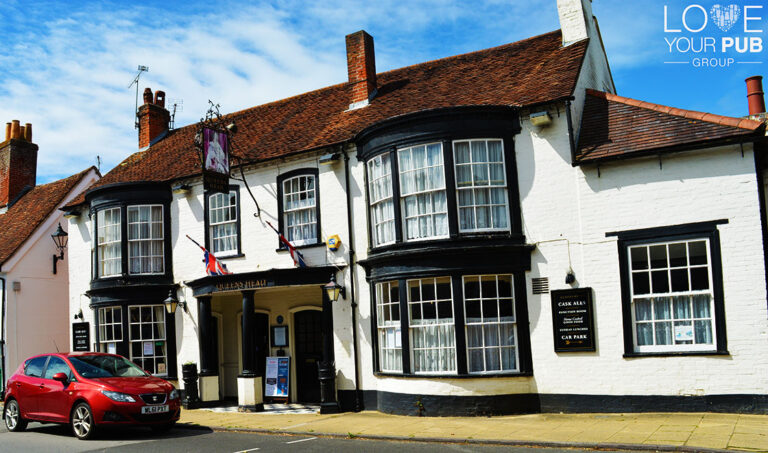 Pubs In Fareham - The Queens Head Titchfield Has Joined Love Your Pub !