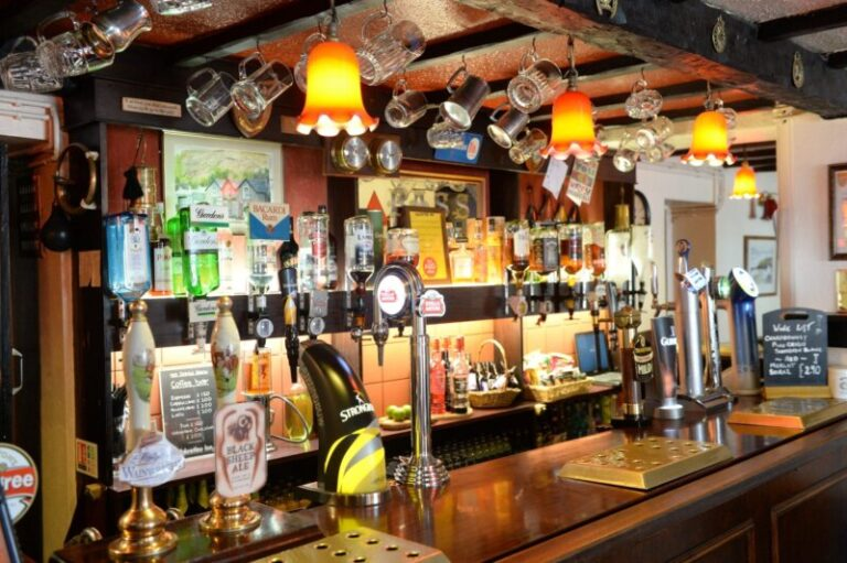 Pubs To Let In Salt - The Holly Bush Is Available Now !