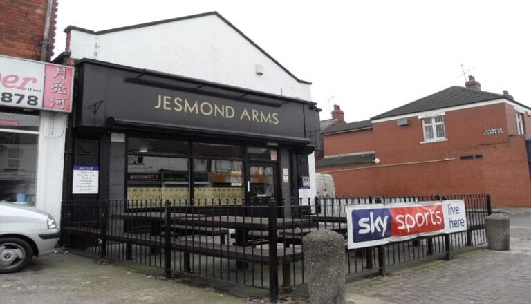 Pubs To Let In Hull - Jesmond Arms Is Available !