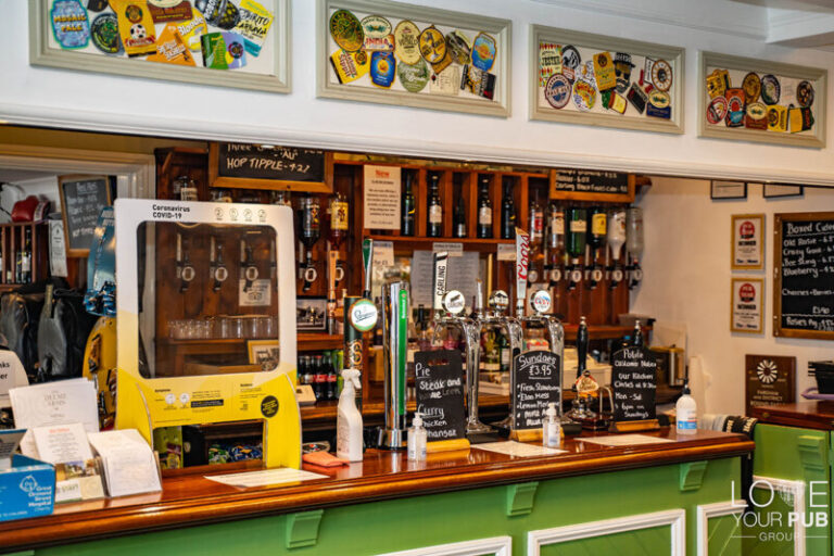 Sunday Lunch in Fareham - Head To The Delme Arms This Week !