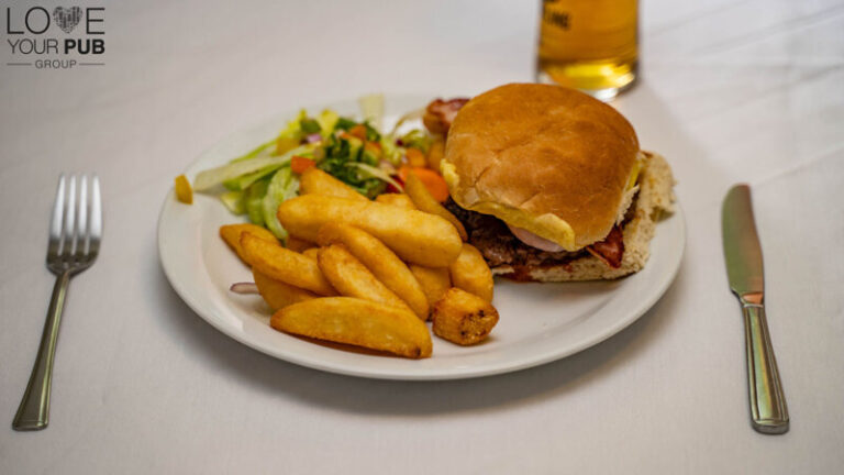 Food Offers In Fareham - Get A Great Deal At The Delme Arms !
