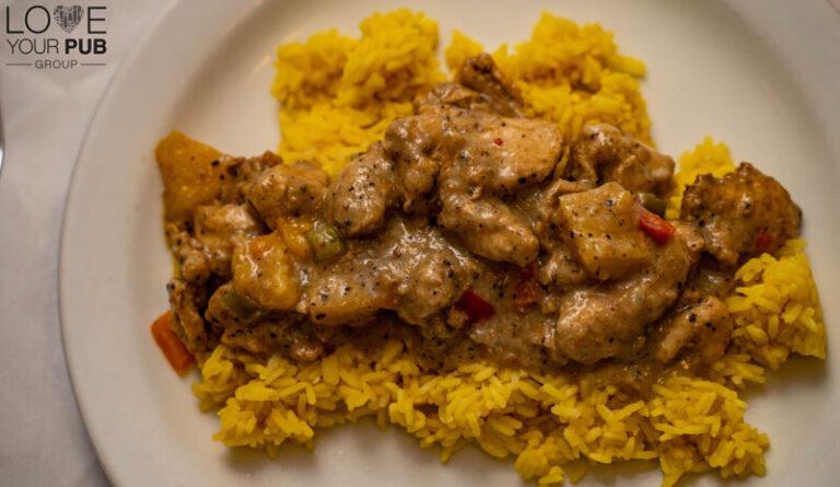 Enjoy Curry Night Every Wednesday!