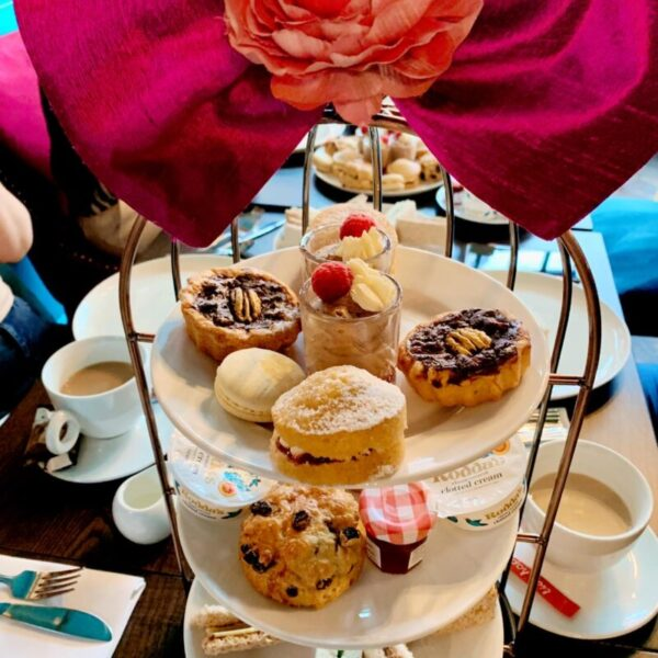 Afternoon Tea In Wiltshire - Have You Been To Caboose Salisbury ?