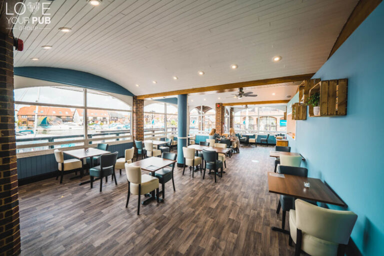 Restaurants For Fathers Day In Southampton - Visit The Galley Hythe !