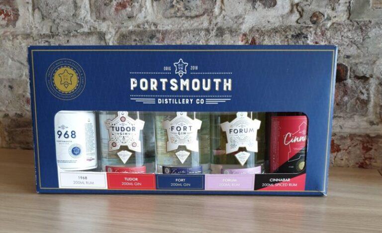 Distilleries In Hampshire!