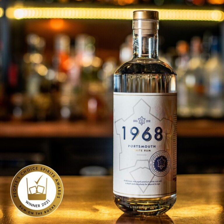 Bespoke & White Label Spirits - Available At The Portsmouth Distillery !