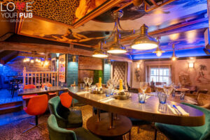 Bars With Food In Emsworth - Dine In Style At JJ's !