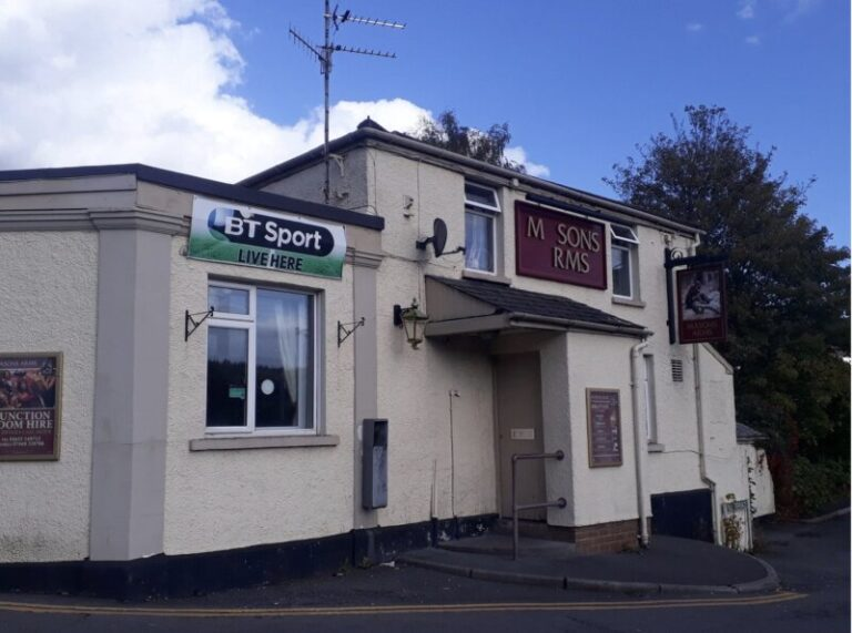 Pub Tenancies In Newport (South Wales) – The Mason Arms Is Available.