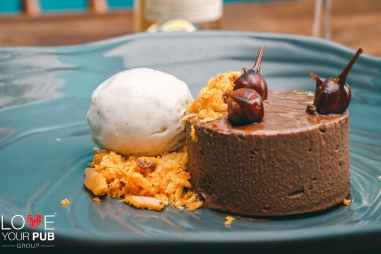 Save Room For Dessert When You Visit!