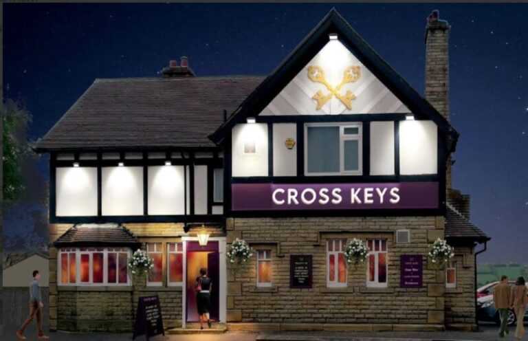 Pubs Available In West Yorkshire - The Cross Keys Is Available!