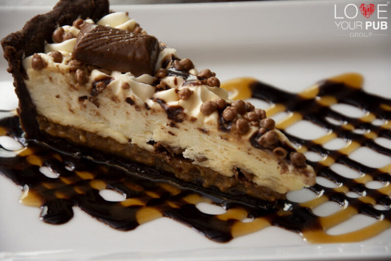 Save Room For Dessert When You Visit