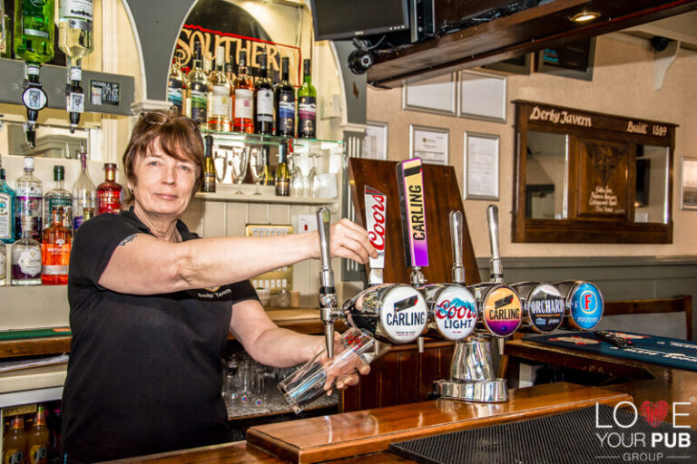 Pubs With Sky & BT Sports In Portsmouth - Watch It All At Derby Tavern !