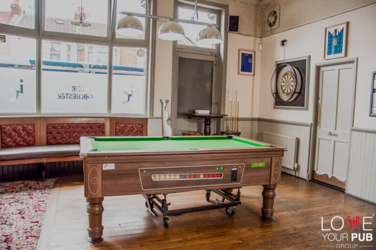 Pubs With Free Pool This Weekend - Visit Lord Chichester This Sunday!