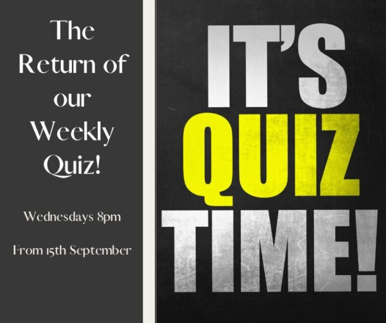Pubs With Quiz Nights In Fareham - Visit The Delme Arms